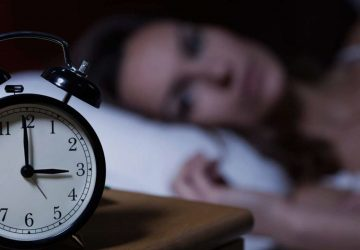 Insomnia – A Serious Disorder